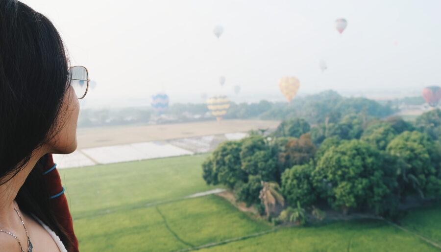 Hot Air Balloon Philippines