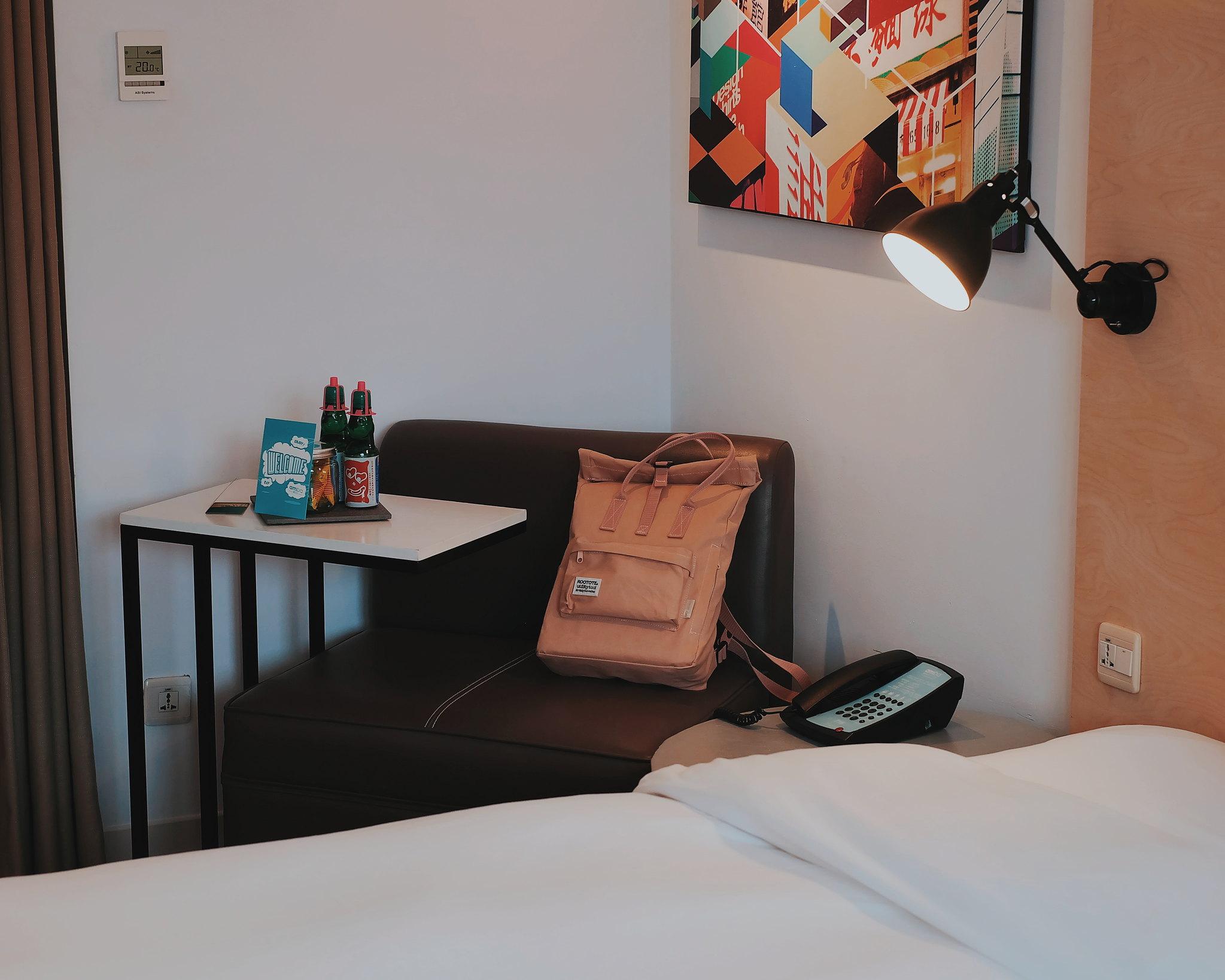 hotel amba taipe review