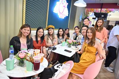 F Crafted Tea in Ayala Malls Manila Bay Menu and Price