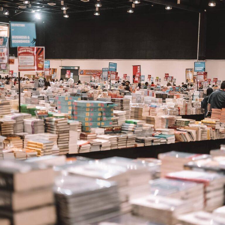 Big Bad Wolf Book Sale Online 2021