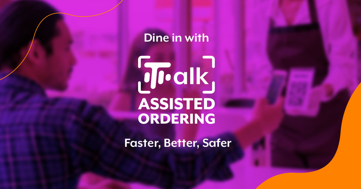 Talk Assisted Ordering App