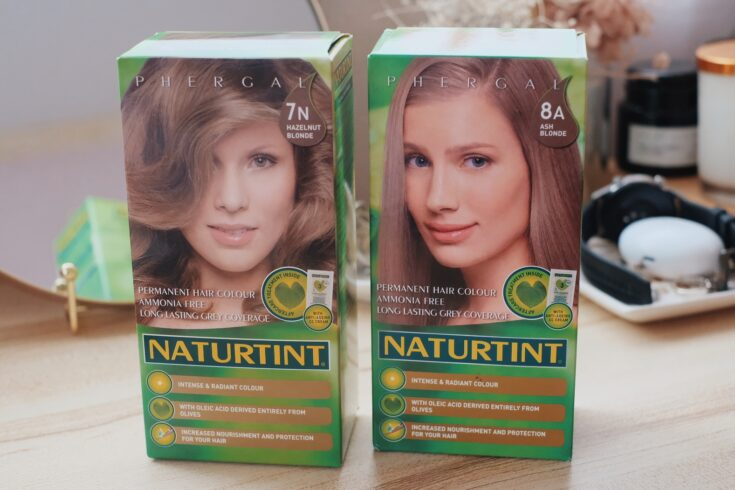 Vegan Organic Hair Color Naturtint
