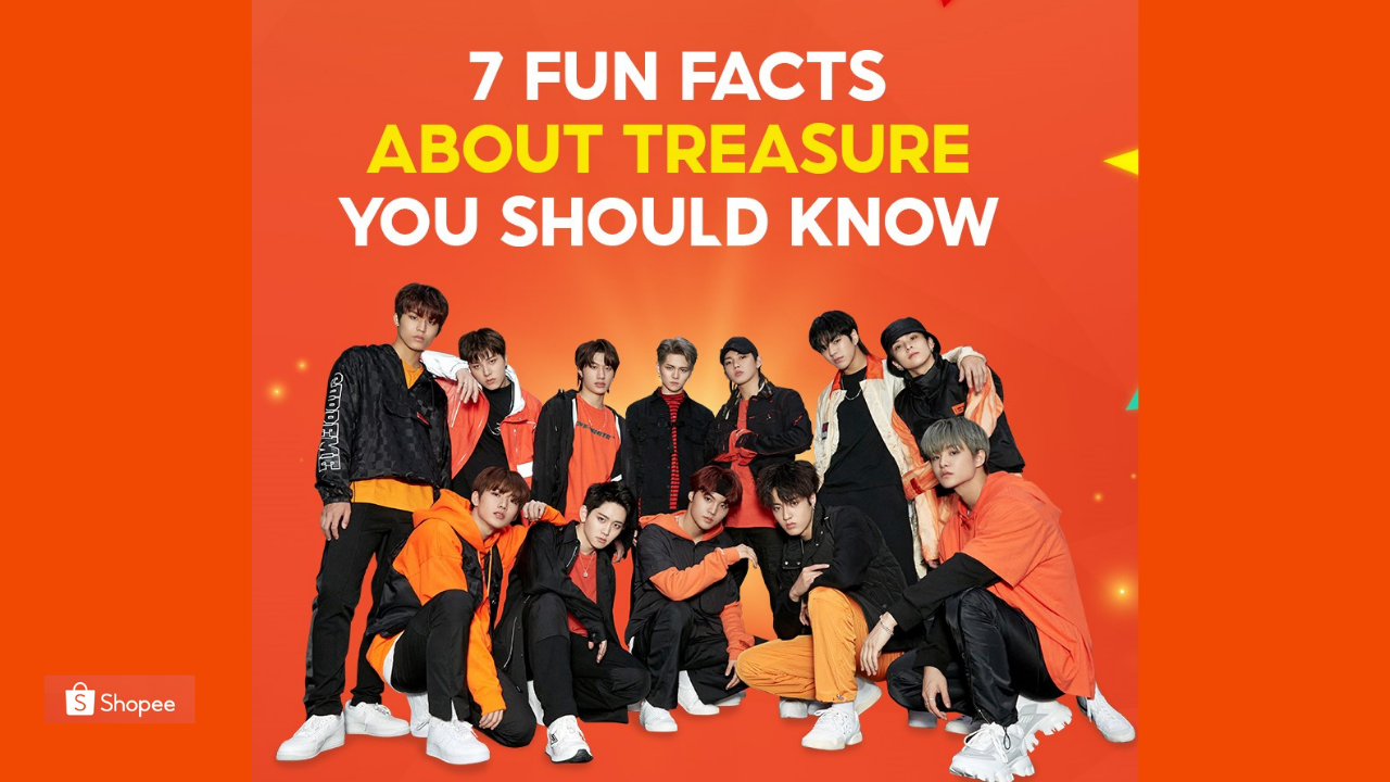 fun facts about treasure kpop